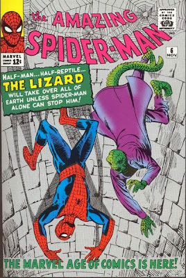 Amazing Spider-Man #6, The Lizard