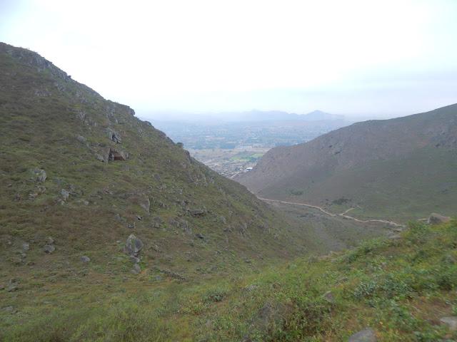 Lomas de Lucumo Pachacamac Lima