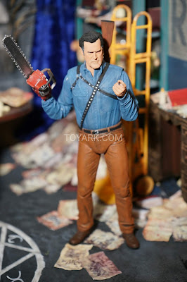 Ash vs. Evil Dead (NECA) [picture by Toy Ark]