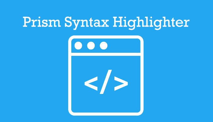 Syntax Highlighter