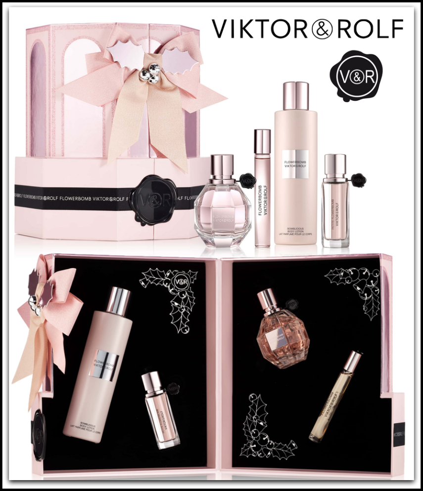 VIKTOR&ROLF FLOWERBOMB SET