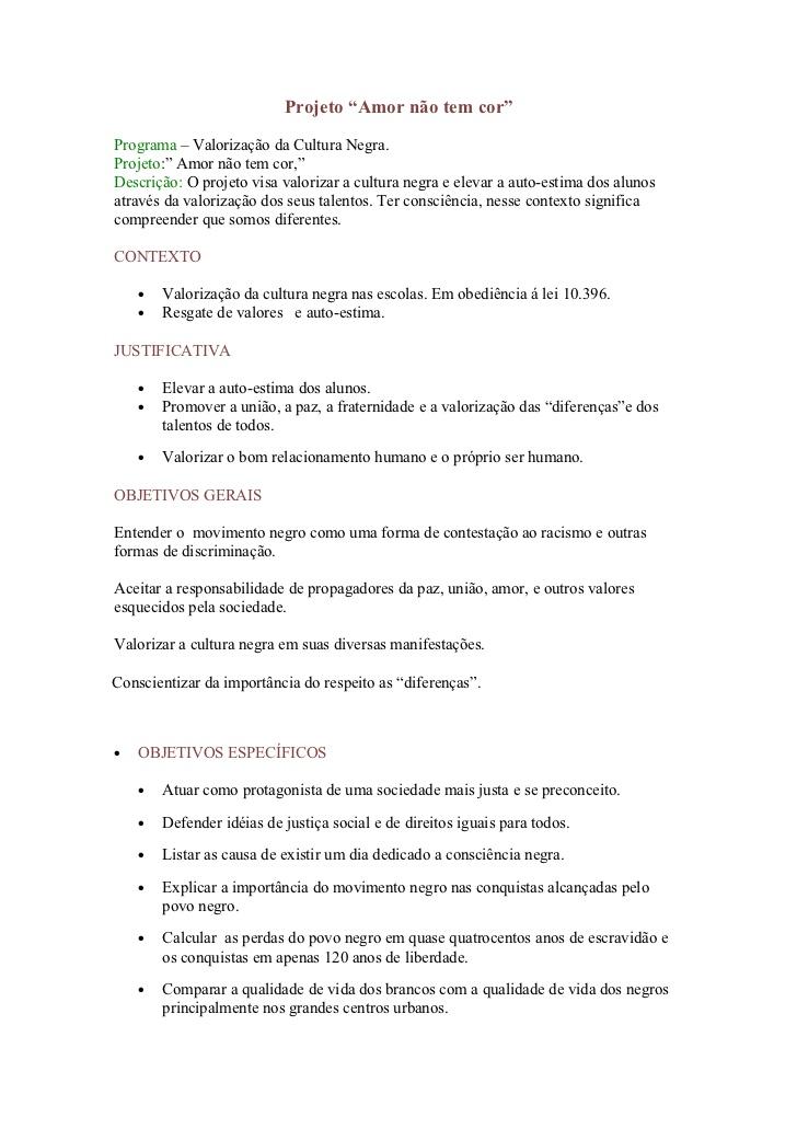 Suficiente ESPAÇO EDUCAR: Projeto Consciência Negra! AG42
