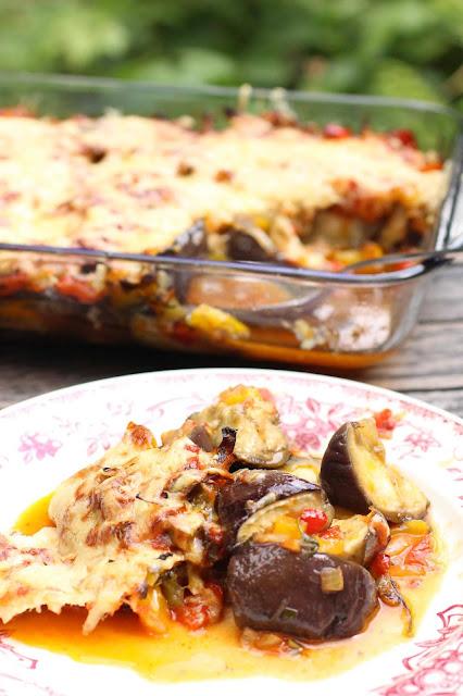 aubergines recette antillaise