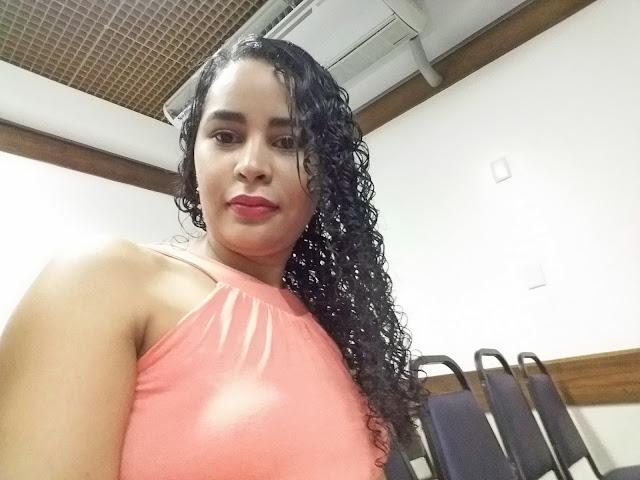 Encontro de cacheadas Salvador Kero Kachos, Natu Hair, Geisa Santos