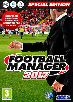 Football Manager 2017 Download PC Game
