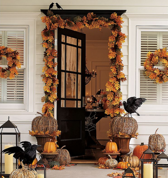 GAFunkyFarmhouse: Weekend Wonders: The Halloween Home