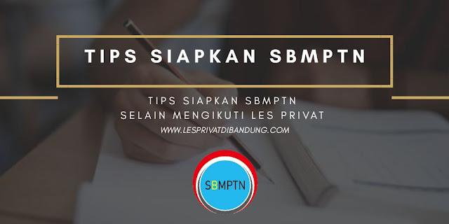 Tips Siapkan SBMPTN Selain Mengikuti Les Privat