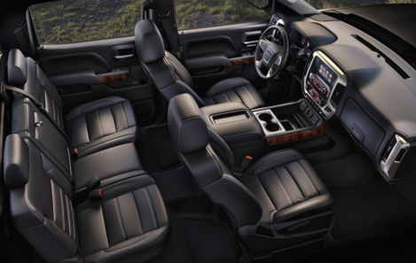 2017 GMC Sierra 2500HD Duramax