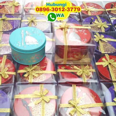 toko Tempat Perhiasan Kaleng Packaging Mika murah 50349