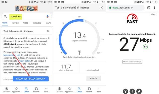 test-velocità-internet-mobile