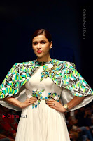 Actress Mannara Chopra Ramp Show in Fashion Dress at Delhi  0003.jpg