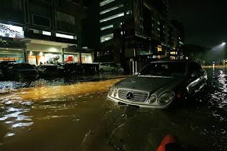Banjir Kemang #3 Agustus 2016