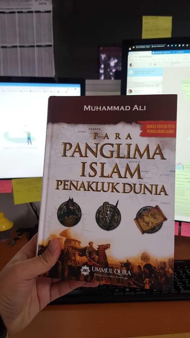 Buku Sejarah Islam Para Panglima Islam Penakluk Dunia