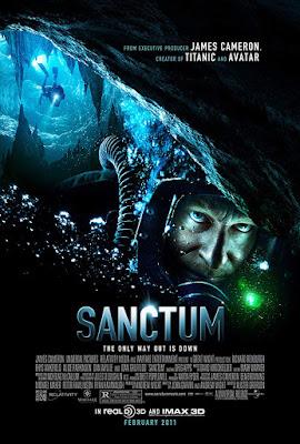 Sanctum (2011) Dual Audio [Hindi – English] 720p BluRay 750MB