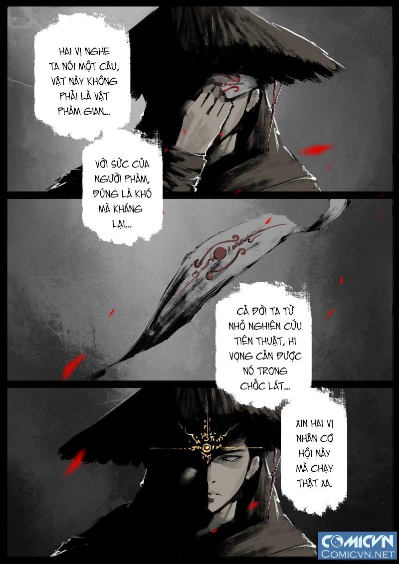 Tây Du Ký ngoại truyện chap 52 - Trang 18