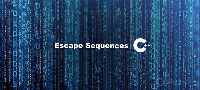 Macam-macam Fungsi Escape Sequences C++ - Belajar C++