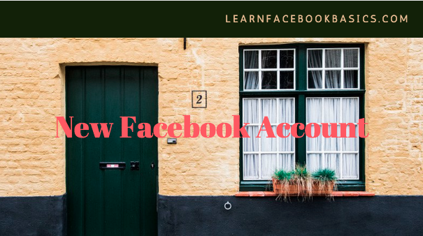 Open New Facebook Account | Create Account On Facebook