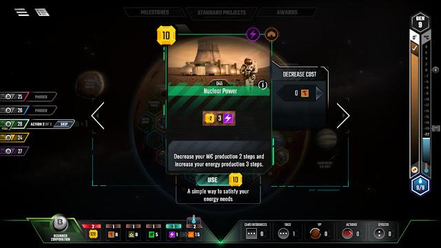 Martian science