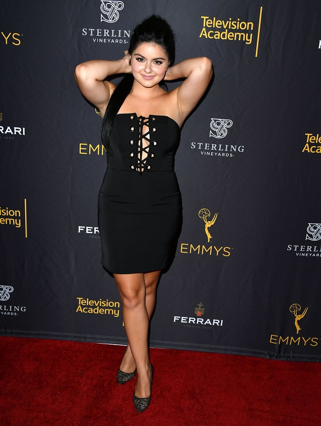 Ariel Winter – Television Academy Celebrates Nominees For Outstanding Casting in Beverly Hills (Part II)