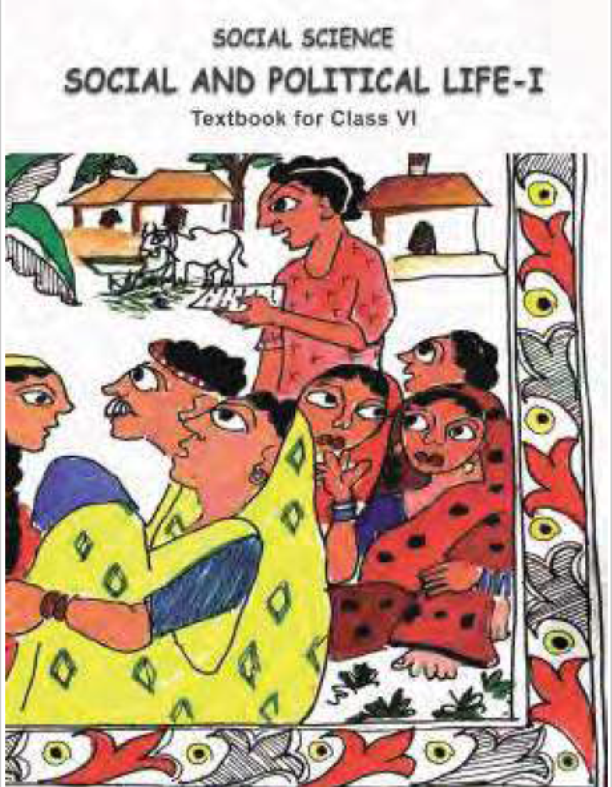 NCERT Political Science Class-6 : For English Medium