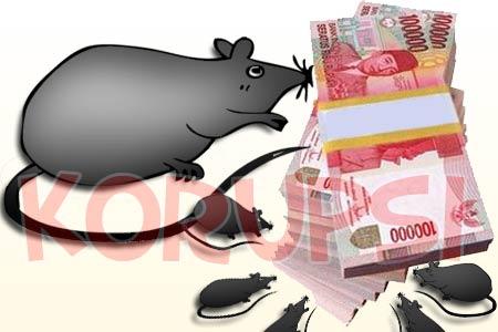 Dugaan Kasus Korupsi di Desa Sungai Baung Inhu