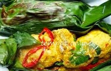 resep pepes ayam pedas kemangi