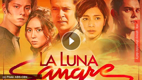 Watch: ABS-CBN's La Luna Sangre Full trailer starring Kathryn Bernardo and Daniel Padilla