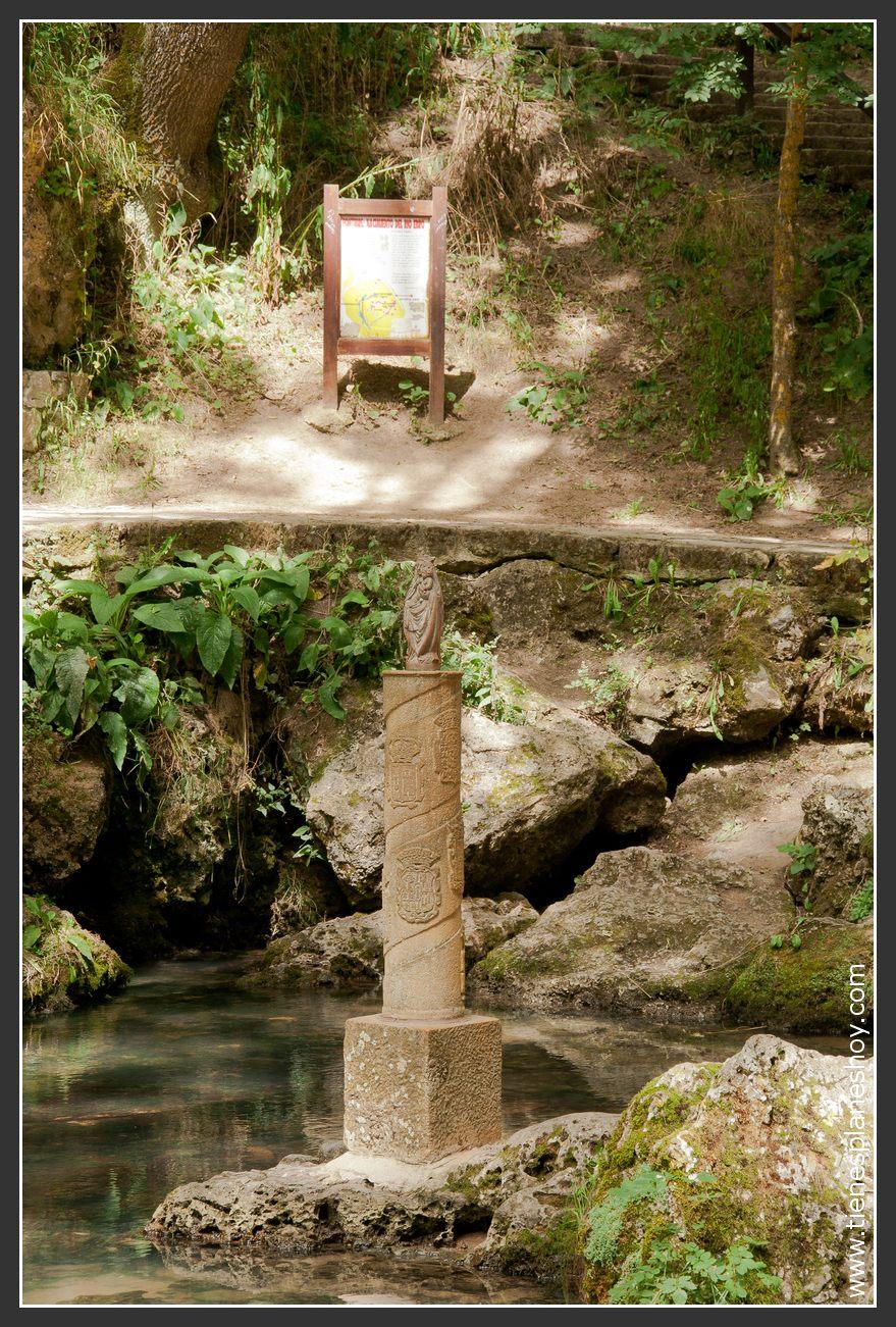 Fontibre Nacimiento Río Ebro