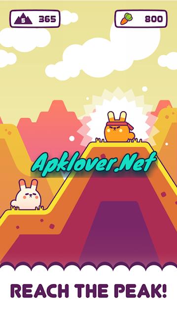 Fat Bunny Endless Hopper MOD APK