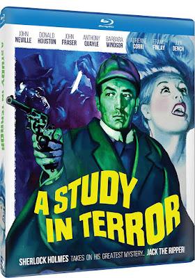 A Study in Terror 1965 Blu-ray