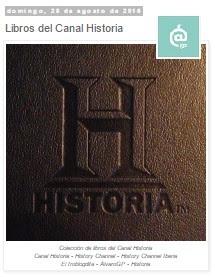 Lo + leído en el troblogdita - agosto 2016 - Libros Canal Historia - Blas de Lezo - El Cid - El Pescador - Doña Gamba - Mortadelo - Bye Bye Sugar - El MIB en imágenes