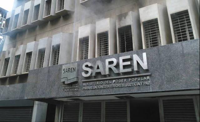 Saren suspende sus servicios a nivel nacional por ataque a su plataforma