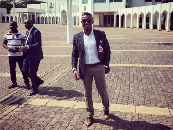 7 Photos: Nollywood Stars Visit President Jonathan At Aso Rock