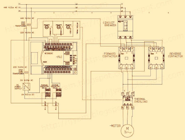 electrical wiring diagrams for homes electrical wiring diagrams for input power electrical wiring diagram forward reverse motor control ...