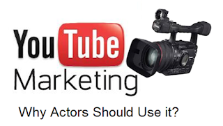 A power marketing tool for actors