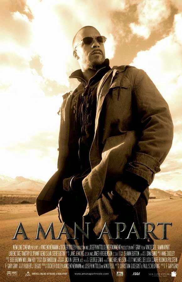 A Man Apart พยัคฆ์ดุพันธุ์ระห่ำ [HD][พากย์ไทย]