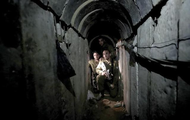 Israel dan AS Akan Bangun Terowongan Tandingan