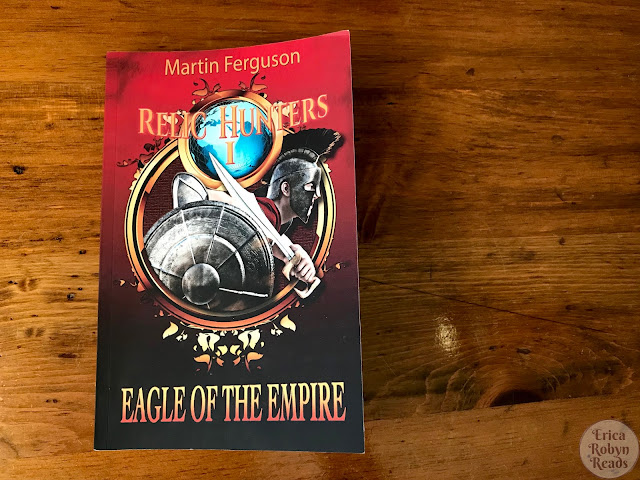 Book Review of Eagle of The Empire by Martin Ferguson
