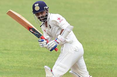 Middle Order Batsman Ajinkya Rahane Scored 77 Runs