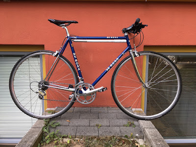 Roadbike SLX Handmade Steel Bike