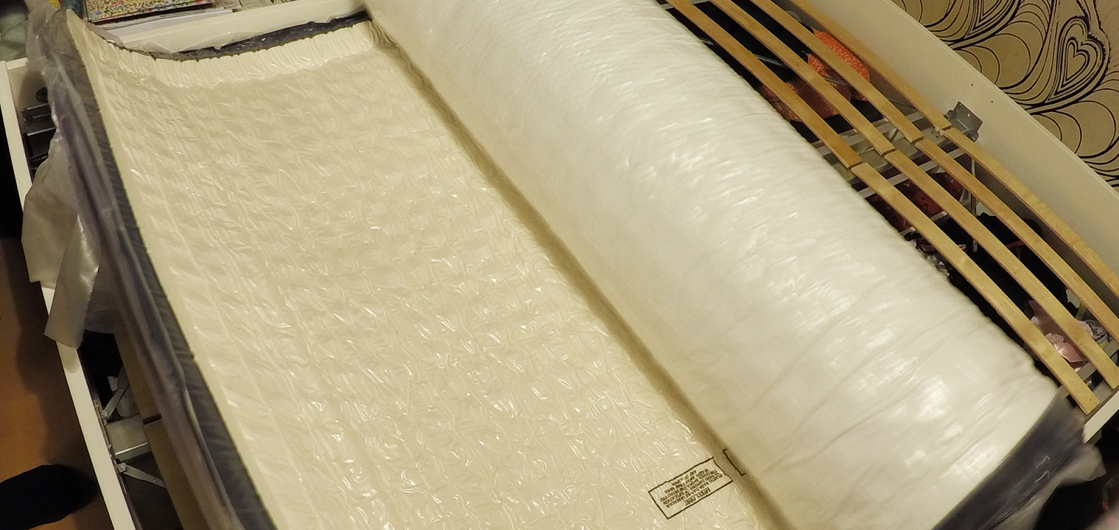 A Real Night's Rest | Hush Sleep Mattress Review With Airsprung