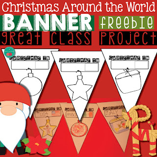 Christmas Around the World Craft