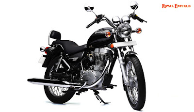Royal Enfield Thunderbird 500 cruiser