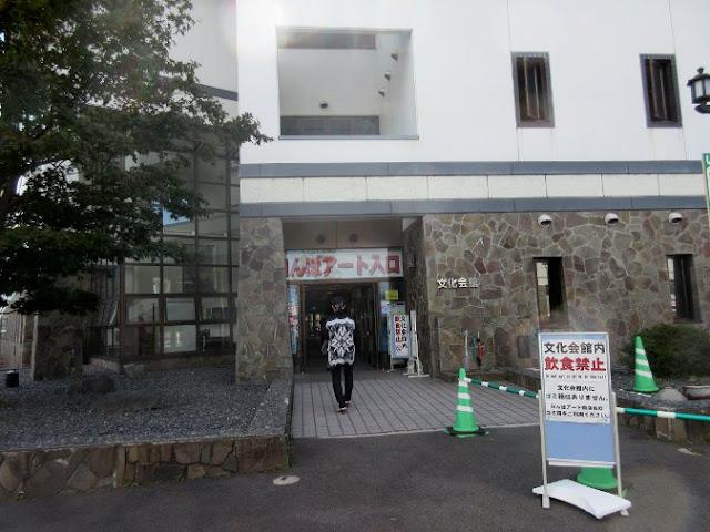 田んぼアート会場
