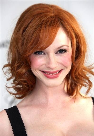 Question 2010 redhead actress with