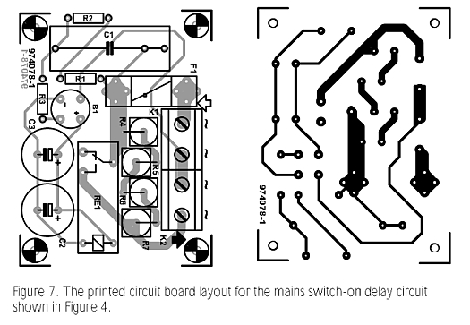 hobby electronix printed circuit board no 3