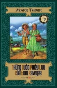 Những Cuộc Phiêu Lưu Của Tom Shawyer - Mark Twain
