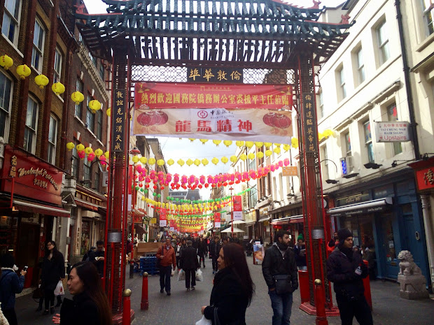 Hollow Legs In Chinatown London
