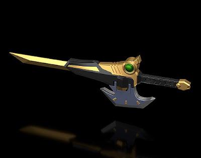 Gridman DX Assist Weapon Set - Good Smile Company