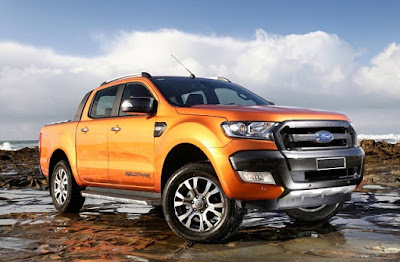 2018 Ford Ranger Wildtrak - Prix et changements